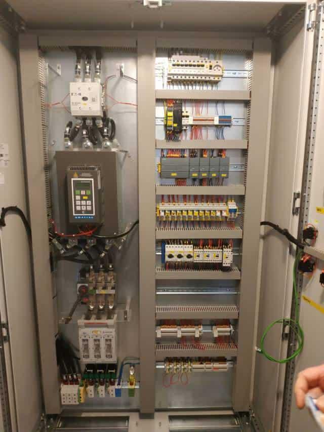 szafy automatyki